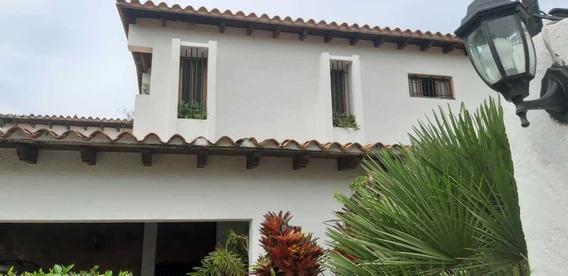 Se Vende Casa 350m2 4h+s/6b/3p El Hatillo