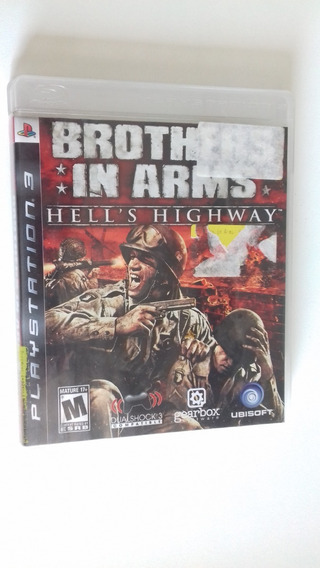 Brothers In Arms - Ps3 - Original