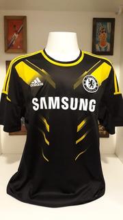 Camisa Futebol Chelsea adidas 2012