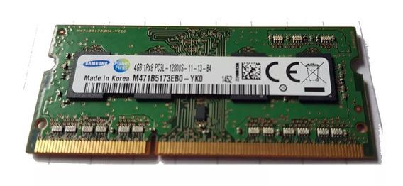 Memoria Ram 4gb Samsung Sodimm Ddr3 1333 Mhz