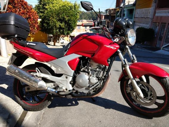 Yamaha Ys 250 Street