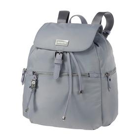 Mochila Fashion City Backpack 3 Pockets Azul Samsonite