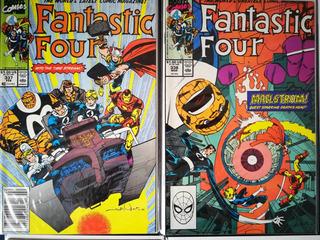 Comics Fantastic Four