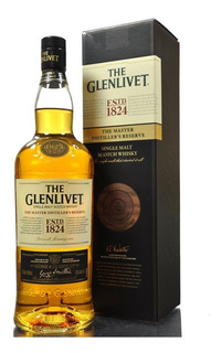 Dia Del Padre Whisky De Litro The Glenlivet Master Reserve