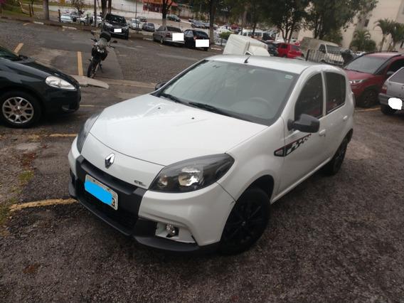 Renault Sandero 1.6 Gt Line Hi-power 5p 2013