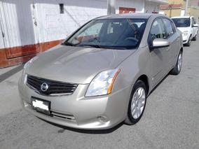 Nissan Sentra 2.0 Custom 6vel Mt