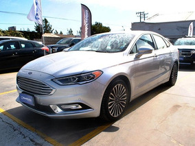 Ford Fusion Se Ecoboost 2017