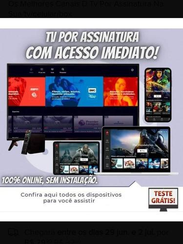 Os Melhores Canais D Tv Por Assinatura Na Sua/tv/celular/box