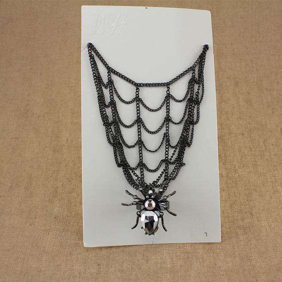 Anillo Gótico Araña Dark Accesorio Goth H&m Forever 21 Gato Dragon Goth