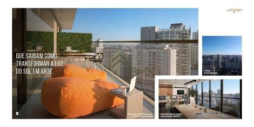 Sala À Venda, 37 M² Por R$ 255.100,00 - Água Verde - Curitiba/pr - Sa0161