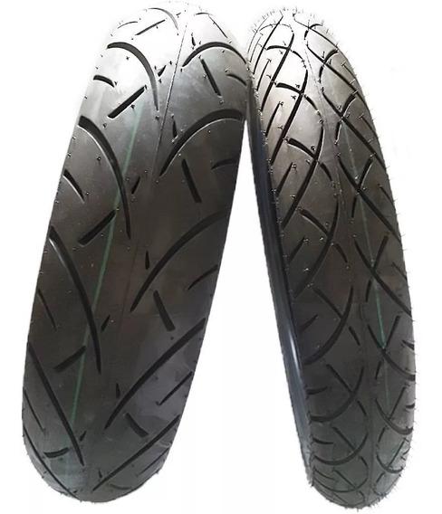 Par Pneu Harley Dyna Super Glide Custom Metzel 100/90 160/70
