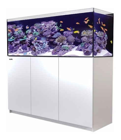 Aquário Reefer Xl 525 White Red Sea Reef System C/ Movel