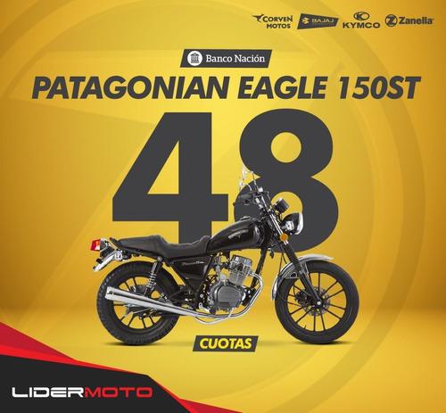 Zanella Patagonian Eagle 150 St Lidermoto Stock Disponible