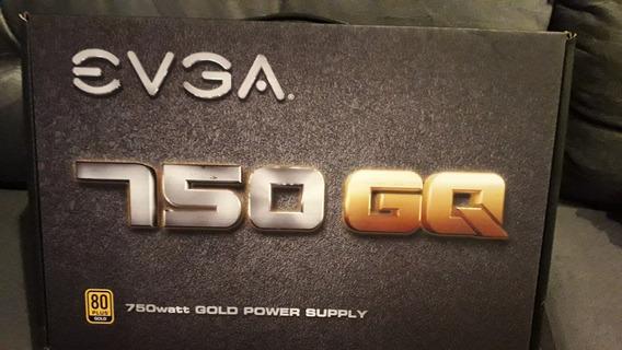 Fonte Evga 750w 80 Plus Gold Modular 210-gq-0750-v1