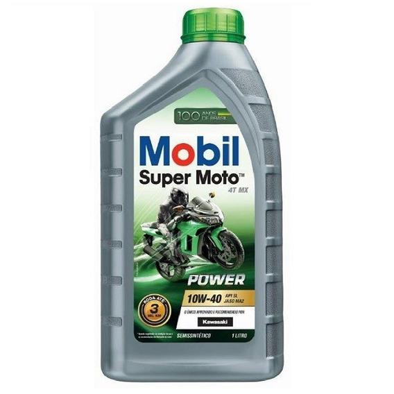 Oleo Motor 4 T (10w-40) Mx Power Mobil Semi Sintetico