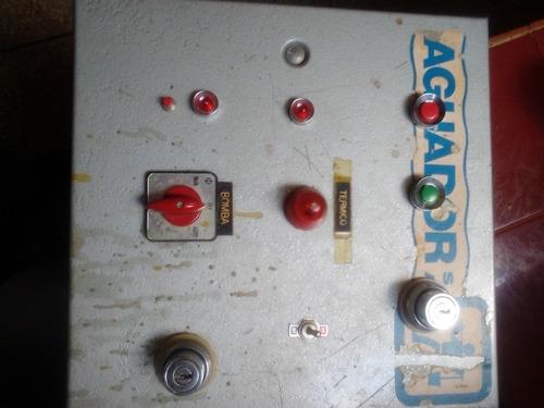 Tablero De Control Eléctrico De Bomba