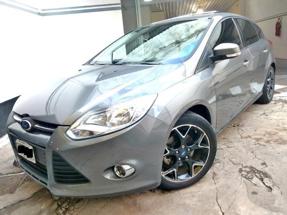Ford Focus Iii Se Plus 2.0 Automatico 2015 Permuto Full Pd
