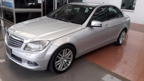 Mercedes Benz C300 Plata 2010 43,346 Kms