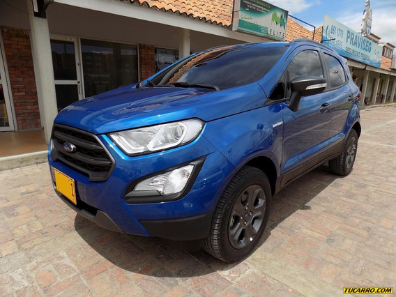 Ford Ecosport Freestyle 2.00 4x4 At Aa
