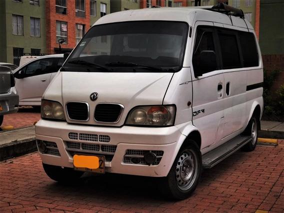Camioneta Tipo Van Pasajeros Dfm