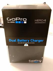 Carregador Gopro 4 Dual Battery Charger + Bateria