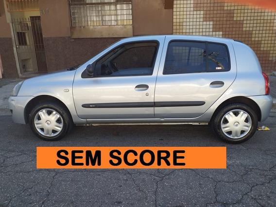 Renault Clio Financiamento Com Score Baixo Entrada De 2000