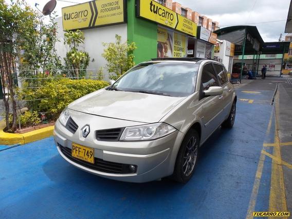 Renault Mégane Ii Francés