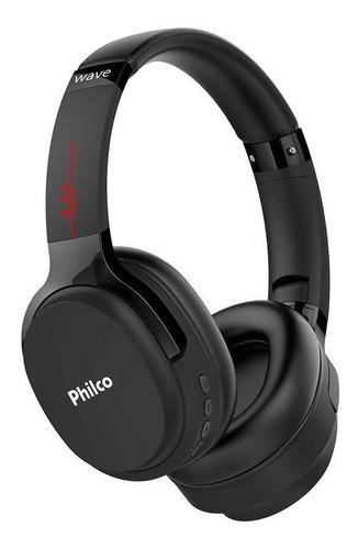 Fone de ouvido sem fio Philco Wave PFO01B preto