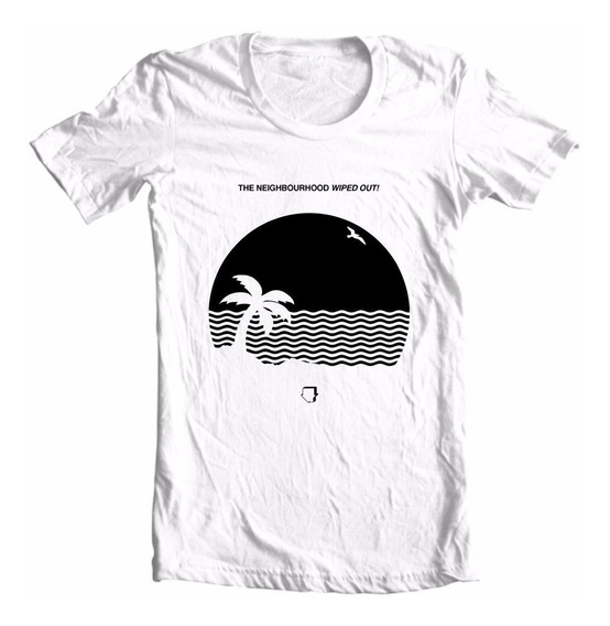 Camiseta The Neighbourhood Wiped Out! The Nbhd
