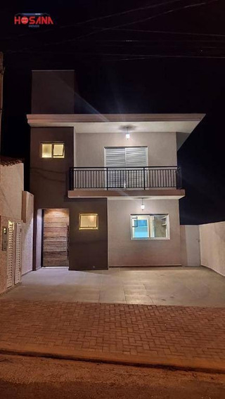 Sobrado Com 3 Dormitórios À Venda, 134 M² Por R$ 650.000,00 - Villa Verde - Franco Da Rocha/sp - So0959