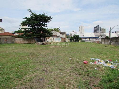 Imagem 1 de 4 de Terreno À Venda, Jardim Santana - Americana/sp - 10947