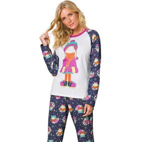 c9d14510243f56 Pijama Manga Longa Adulto - Hotel De Ville
