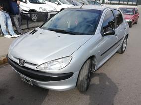 Peugeot 206 1.9 Diesel 5p - Permutas Y Financiacion C/dni -