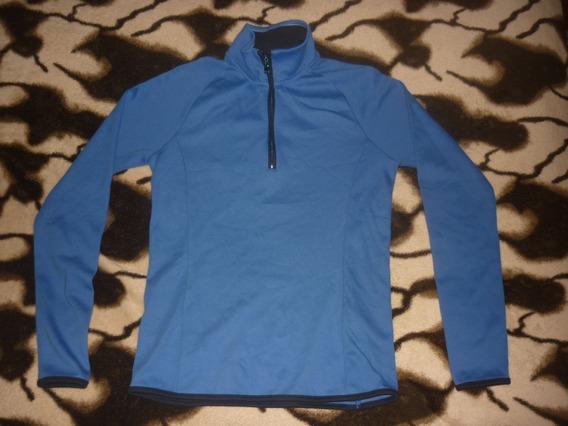 L Buzo Dama Golf Jack Nicklaus Talle M Azul Art 72363