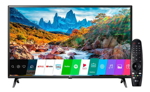 Smart TV LG AI ThinQ 43UM7360PSA LED 4K 43""