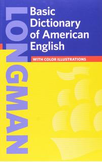 Libro Longman Basic Dictionary Of American English (dhl)