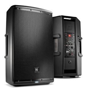 Parlante Monitor Piso Activo 500w (envio Gratis) Eon615 Jbl