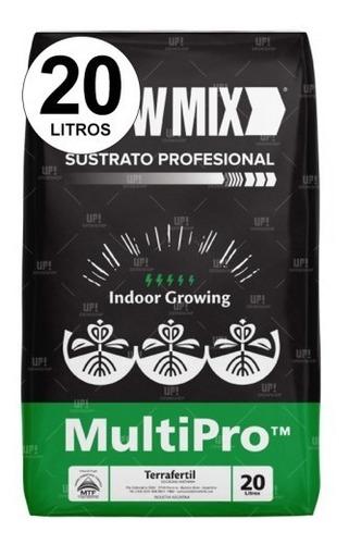 Sustrato Growmix Multipro 20 L