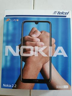 Nokia 2.2 Nuevos Libres Y Sellados