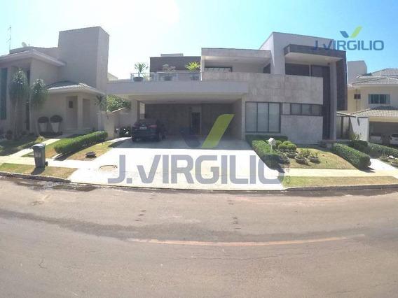 Sobrado Com 4 Quartos À Venda, 600 M² Por R$ 3.000.000,00 - Residencial Granville - Goiânia/go - So0034