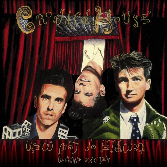 Temple Of Low Men Crowded House Deluxe Edition Cd