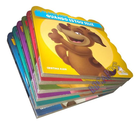 Livro Para Crianças 3 A 5 Anos Coleção Eu Me Sinto Assim