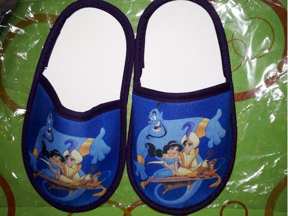 Pantuflas Aladin Talle 28