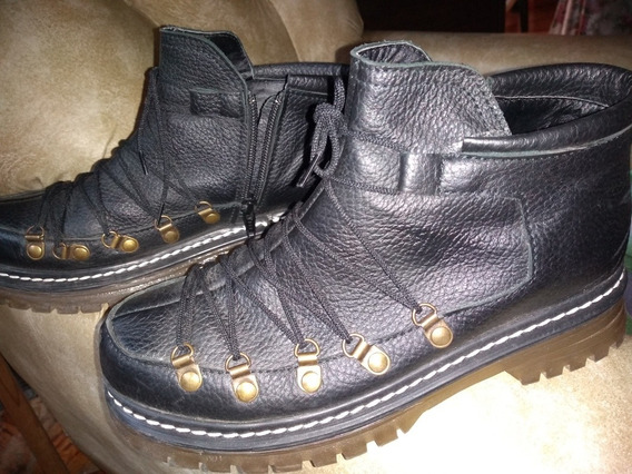 7 Zapatos Y Botas De Dama De Cuero N°38 Como Nuevos Poco Uso