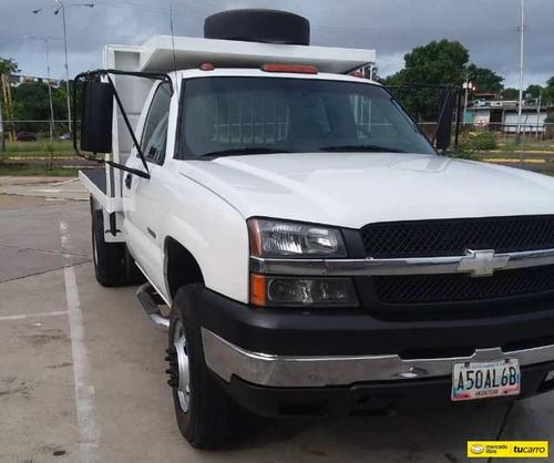Camion Plataforma Chevrolet Cheyenne - Sincronica