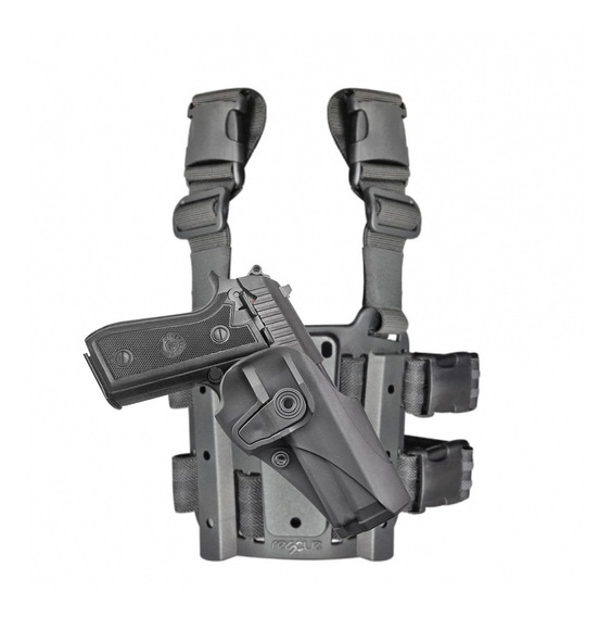 Kit Pistolera Muslera Taurus Pt917c Polimero Seguridad 2