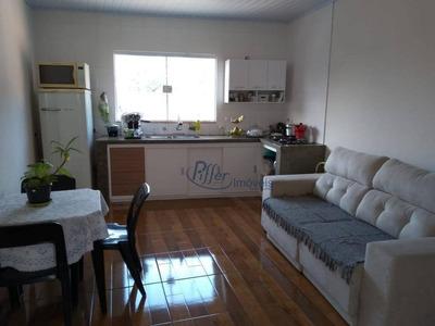 Sobrado Com 4 Dormitórios À Venda, 180 M² Por R$ 690.000 - Vila Nova Manchester - São Paulo/sp - So0218