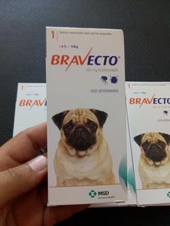 Bravecto 4.5-10kg. Envío Gratis A Todo El País