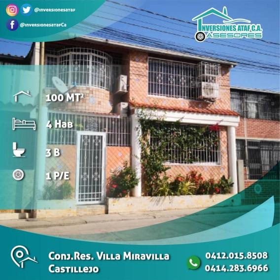 Casa Town House En Venta Conj Res Villa Miravilla Castillejo