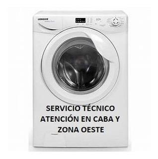 Lavarropas Eslabon De Lujo/ Service. Diagnostico.